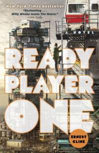 Cover Ready Player One englisch