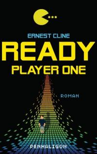 Cover Ready Player One deutsch