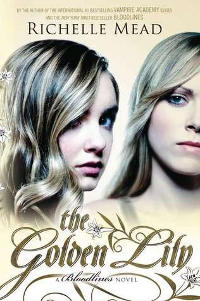 Cover Golden Lily Englisch