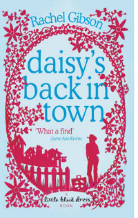 Cover Daisy's back in town englisch