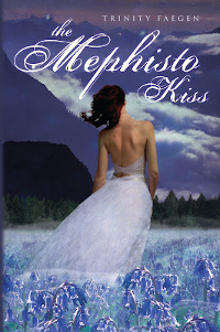 Cover Mephisto Kiss Englisch