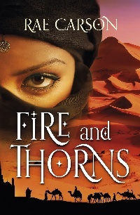 Cover Fire and Thorns englisch