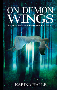 Cover On Demon Wings Englisch