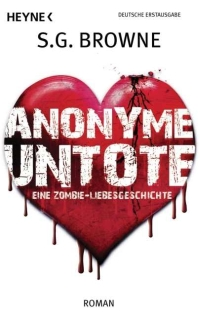 Cover Anonyme Untote deutsch