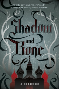 Cover Shadow and Bone englisch