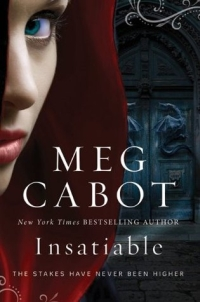 Cover Insatiable englisch