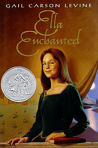 Cover Ella Enchanted Cover
