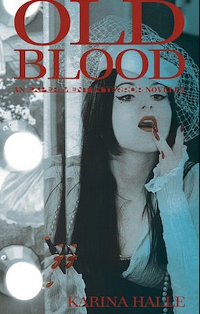 Cover Old Blood Englisch