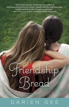 Cover Friendship Bread englisch