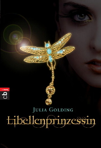 Cover Libellenprinzessin Deutsch