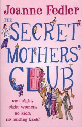 Cover Secret Mothers Club Englisch