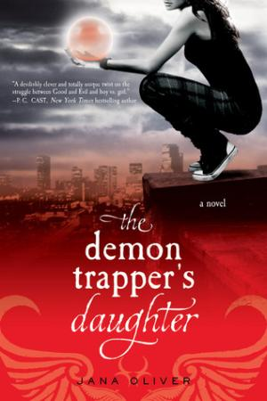 Cover The Demon Trappers Daughter englisch