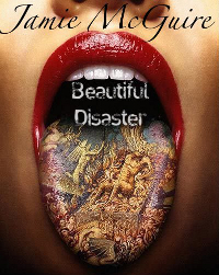 Cover Beautiful Disaster 2 Englisch