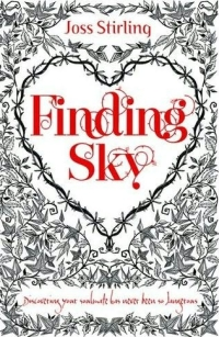 Cover Finding Sky englisch