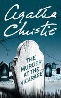 Cover Murder at the Vicarage englisch