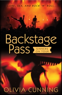 Cover Backstage Pass englisch