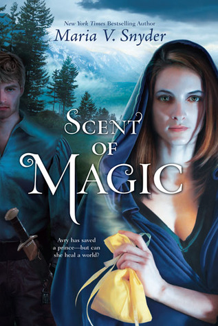 Cover Scent of Magic USA