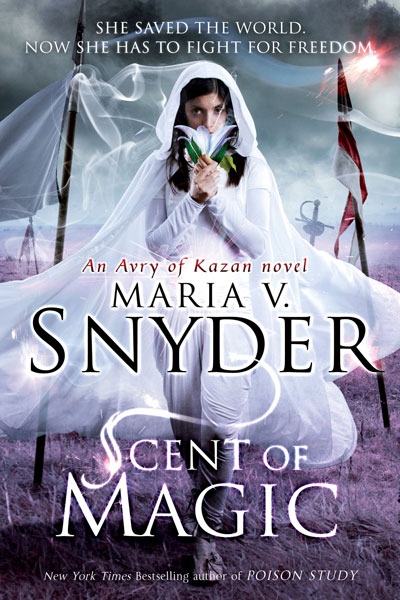 Cover Scent of Magic UK