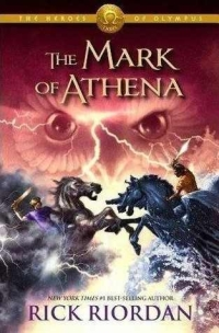 Cover The Mark of Athena englisch I