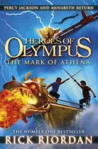 Cover The Mark of Athena englisch II