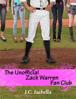 Cover The Unofficial Zack Warren Fan Club Englisch