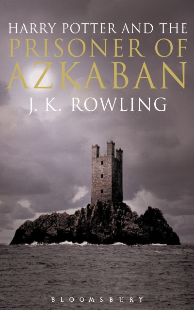 Cover Harry Potter and the Prisoner Of Azkaban englisch
