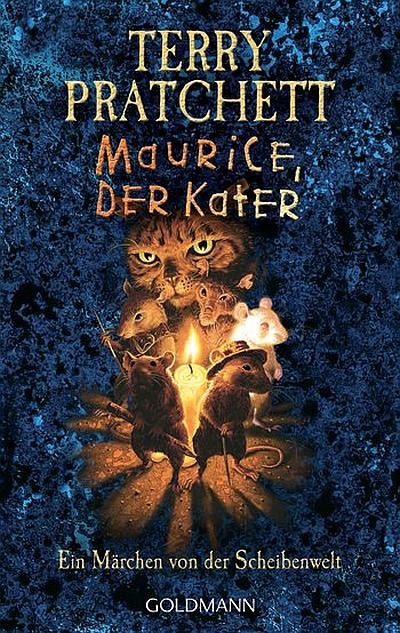 Cover Maurice, der Kater deutsch