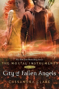 Cover City of Fallen Angels englisch