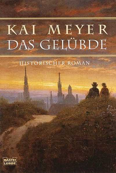 Cover Das Gelübde deutsch