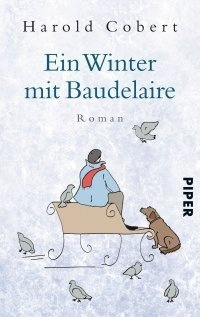 Cover Ein Winter mit Baudelaire deutsch