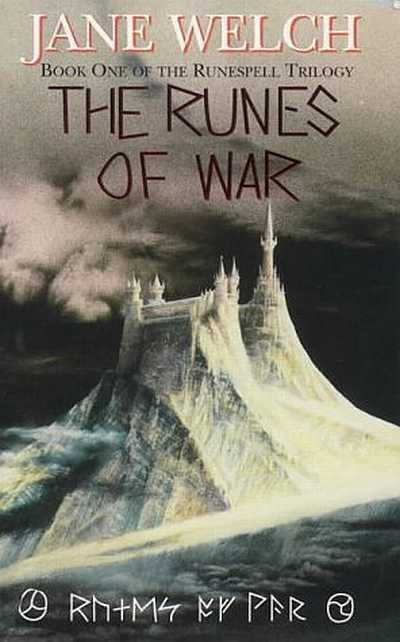 Cover The Runes of War englisch