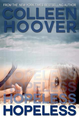 Cover Hopeless Englisch