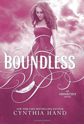 Cover Boundless Englisch