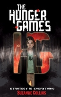 Cover The Hunger Games englisch