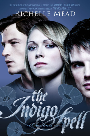 Cover The Indigo Spell Englisch
