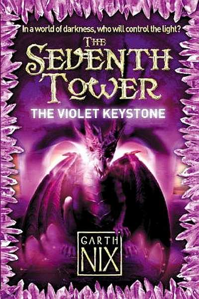 Cover The Violet Keystone englisch