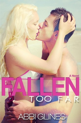 Cover Fallen Too Far Englisch