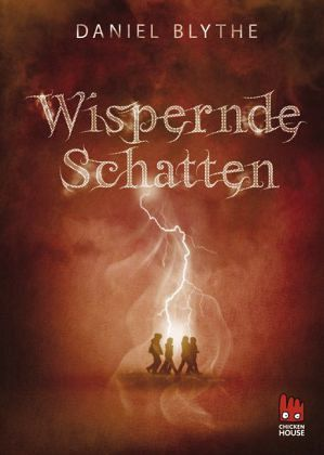 Cover Wispernde Schatten deutsch