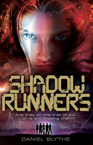 Cover Shadow Runners englisch