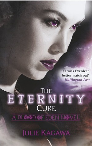 Cover The Eternity Cure Englisch 1
