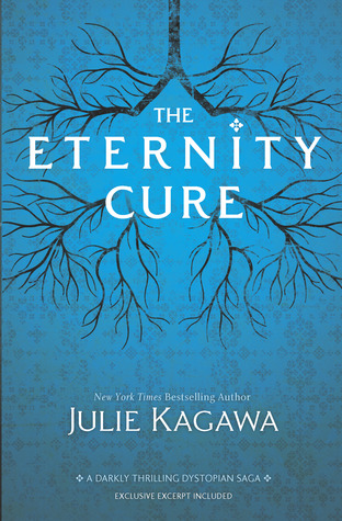 Cover The Eternity Cure Englisch 2