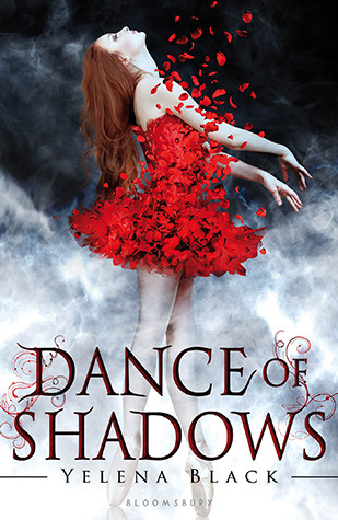 Cover Dance of Shadows englisch