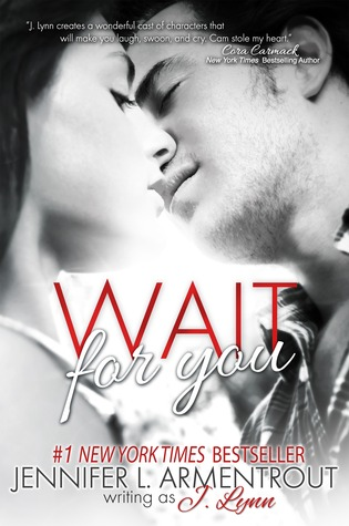 Cover Wait For You Englisch