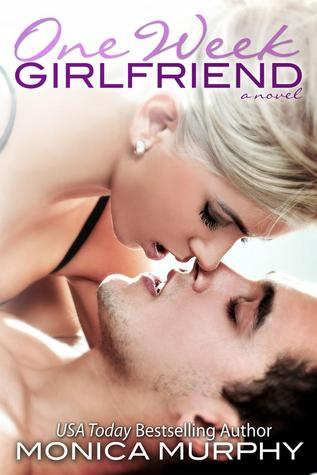 Cover One Week Girlfriend Englisch