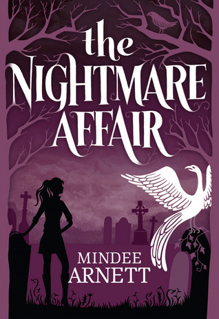 Cover The Nightmare Affair englisch