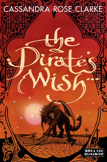 Cover The Pirate's Wish Englisch