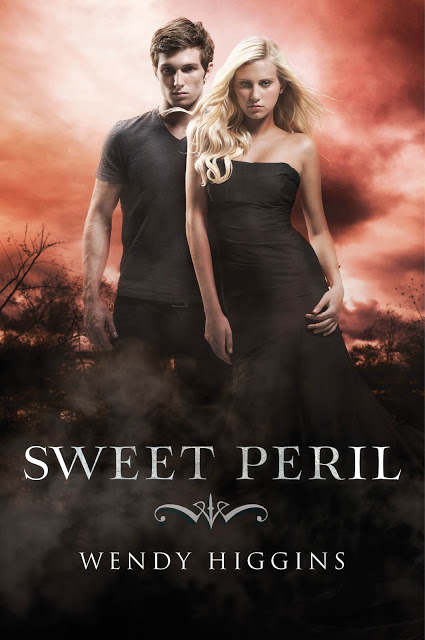 Cover Sweet Peril Englisch