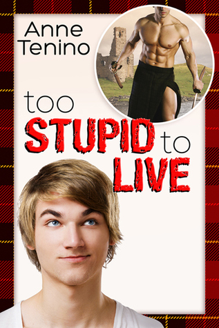 Cover Too Stupid to Live Englisch