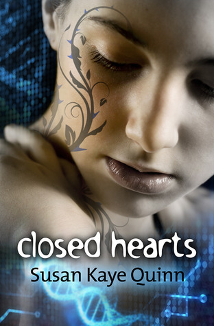 Cover Closed Hearts englisch