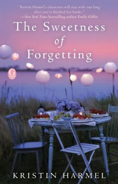 Cover The Sweetness of Forgetting englisch